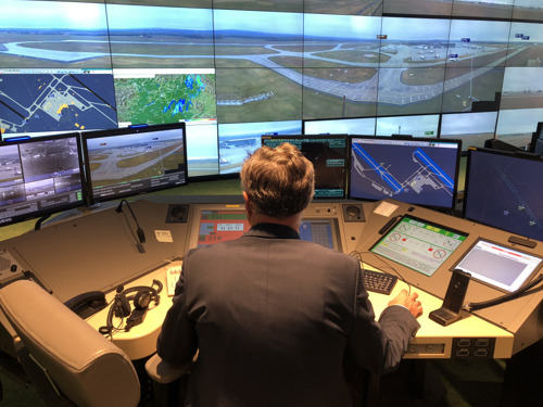 skeyes to set up digital control towers