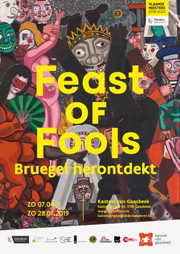 Laatste weken: 'Feast of Fools. Bruegel herontdekt'