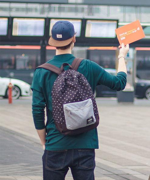 Preview: Samen reizen, of je nu ver weg of dichtbij woont