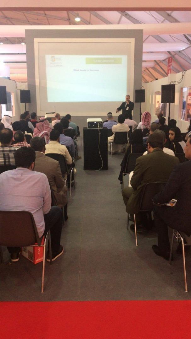 Workshops at The Big 5 Saudi 2018