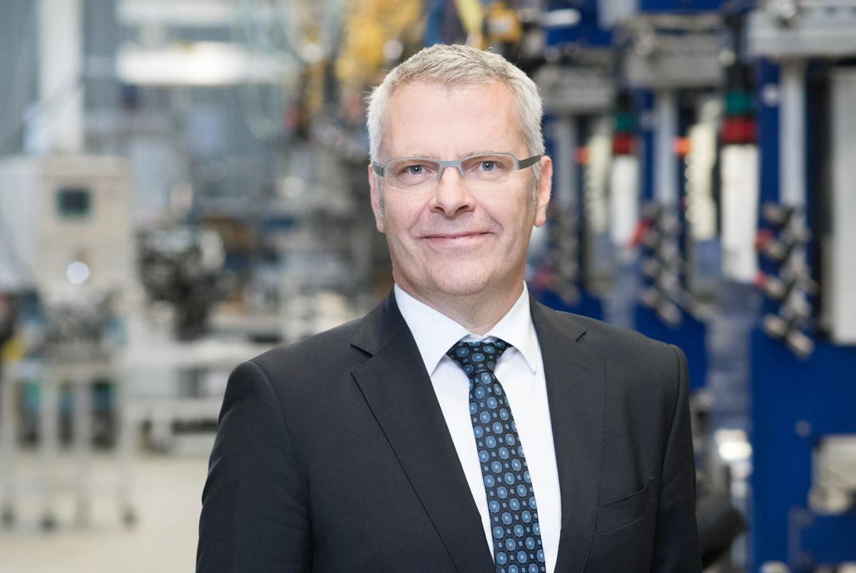 Bernd Krüper, Vorsitzender der Geschäftsführung (Chief Executive Officer, CEO) bei Hatz