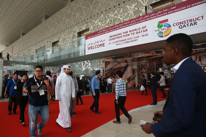TOP 10 MOMENTS FROM THE BIG 5 CONSTRUCT QATAR 2019