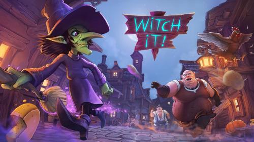 Witch It sera disponible sur Steam le 22 octobre
