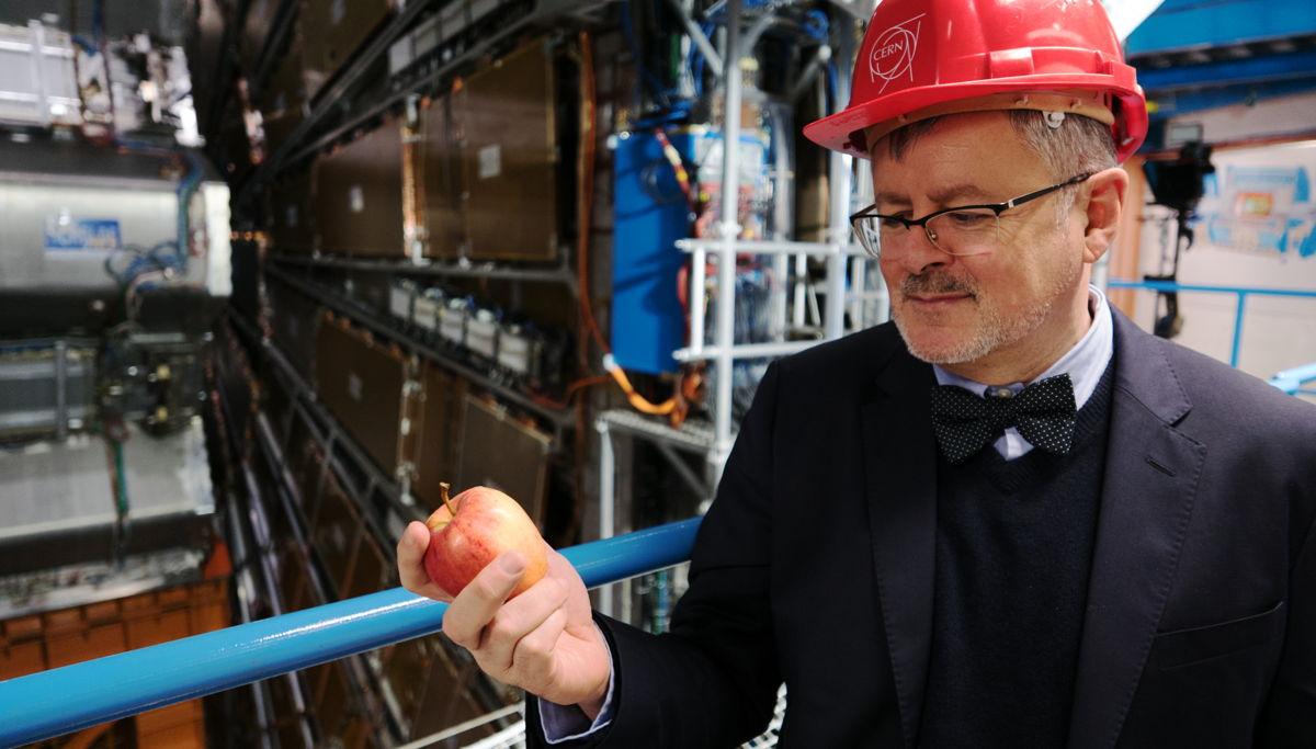 Van Newton tot het CERN in Genève