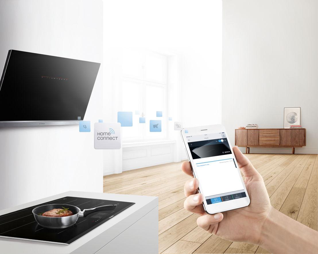 Kookplaat Home Connect ©Bosch