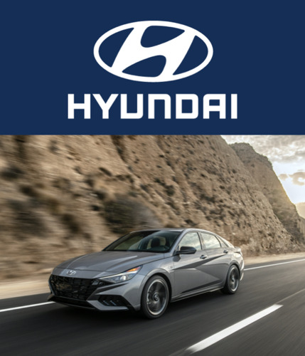 """Hyundai Elantra gana el prestigioso premio """"Auto del Año"""" 2021 en Norteamérica"""