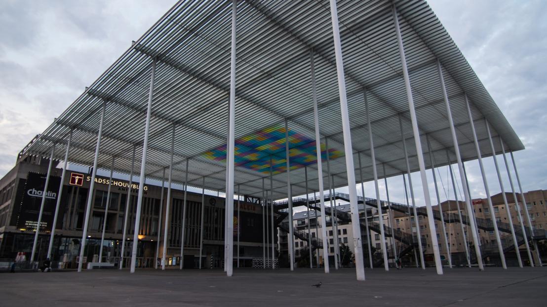 Born in Antwerp : 11 artistes renommés ont carte blanche sur les façades d'Anvers
