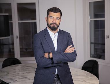 OLIVIER LEFEBVRE NOMMÉ PRÉSIDENT DE L'AGENCE CRÉATIVE FF PARIS