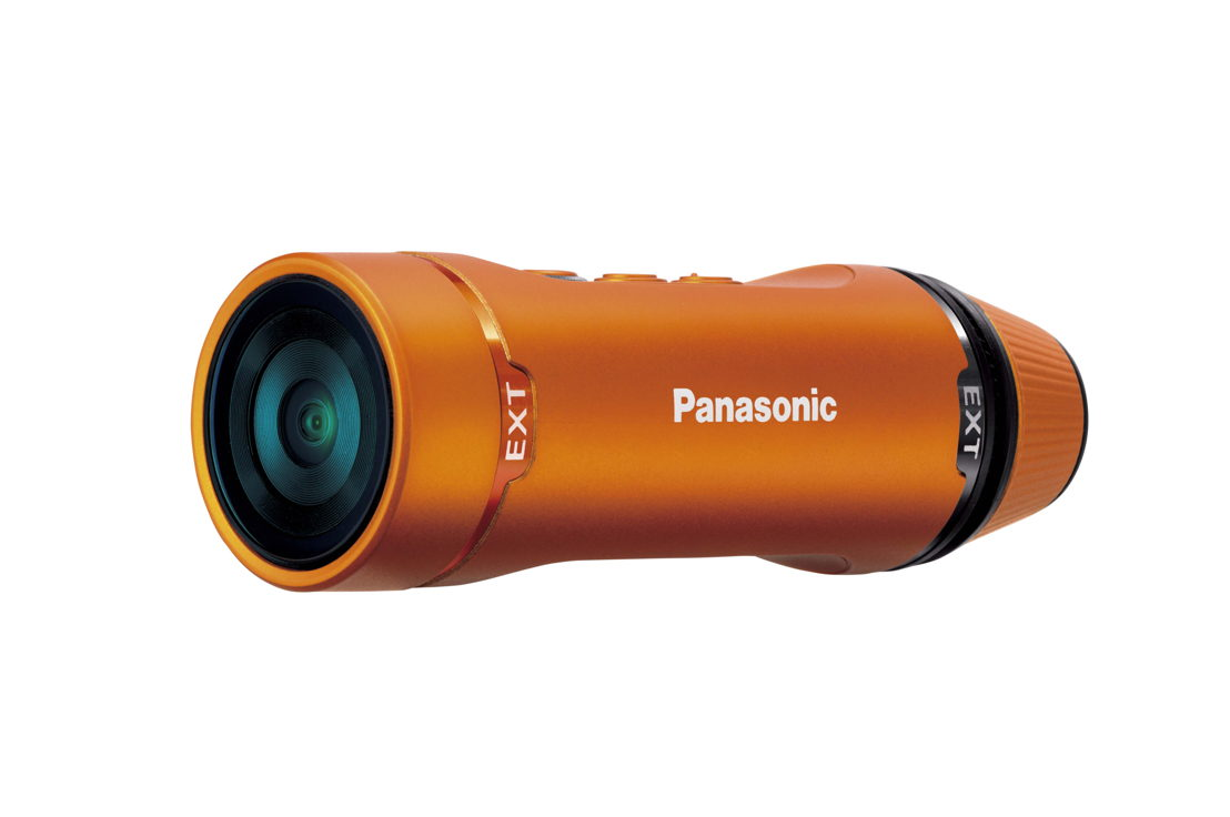 Panasonic action cam HX-A1