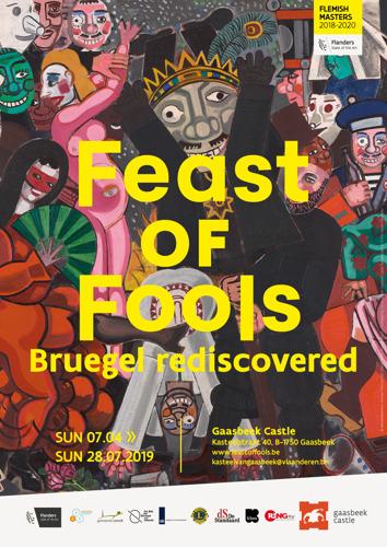 Feast of Fools. Bruegel Rediscovered