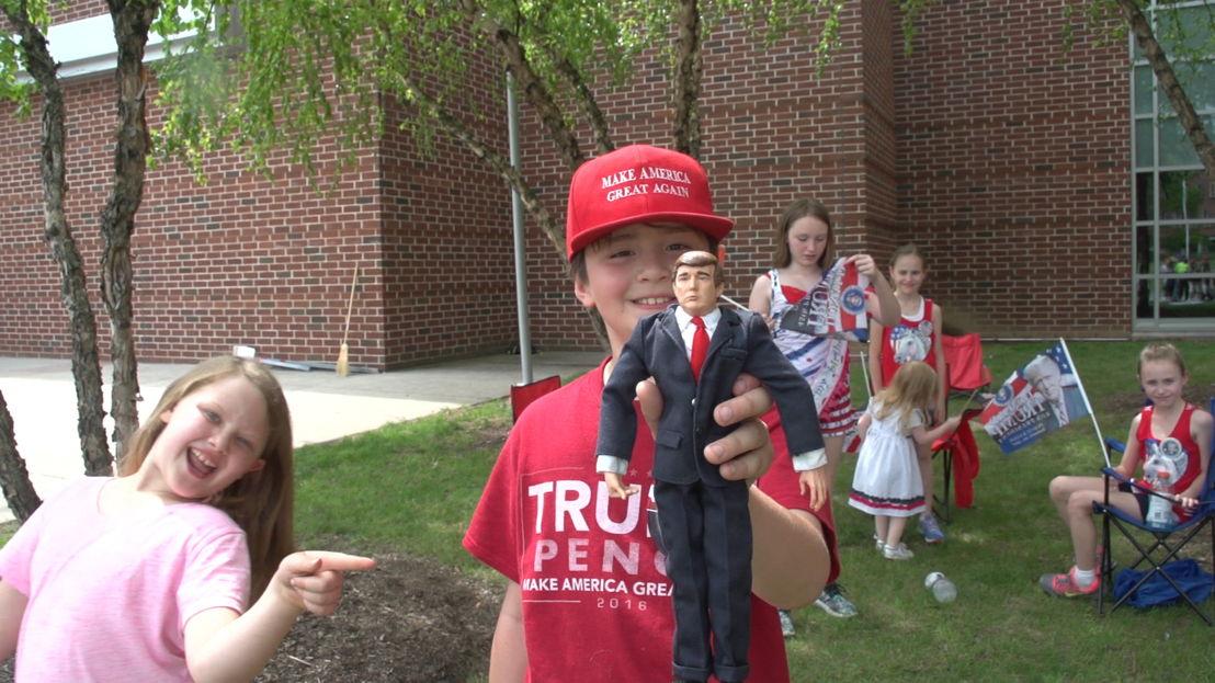 100 Days of Trump - (c) Michiel Vos