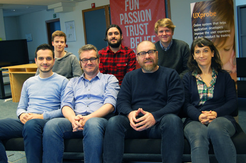 Belgian Startup UXprobe Receives €100,000 from CreatiFI