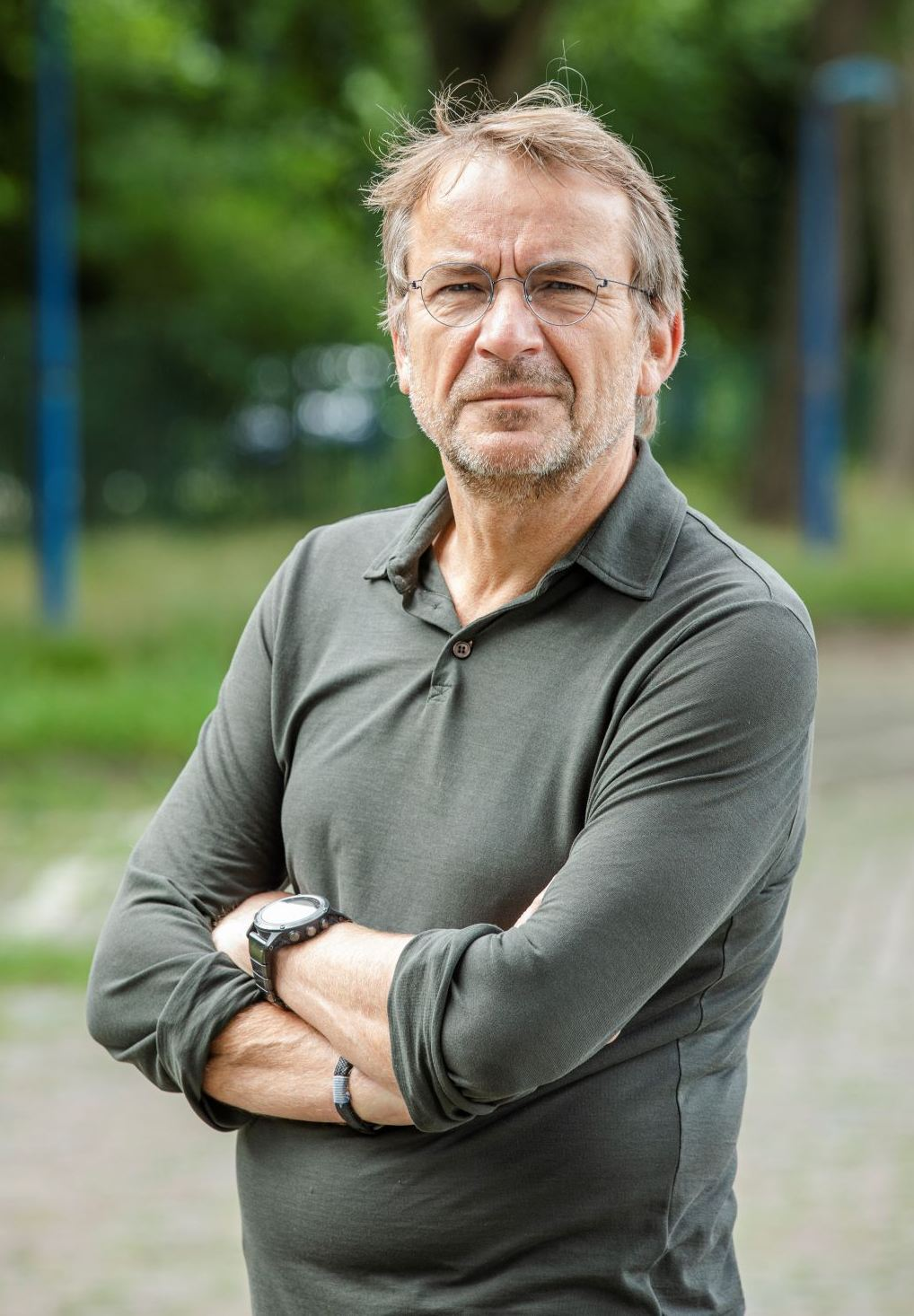 Piet Buyck, CEO Garvis