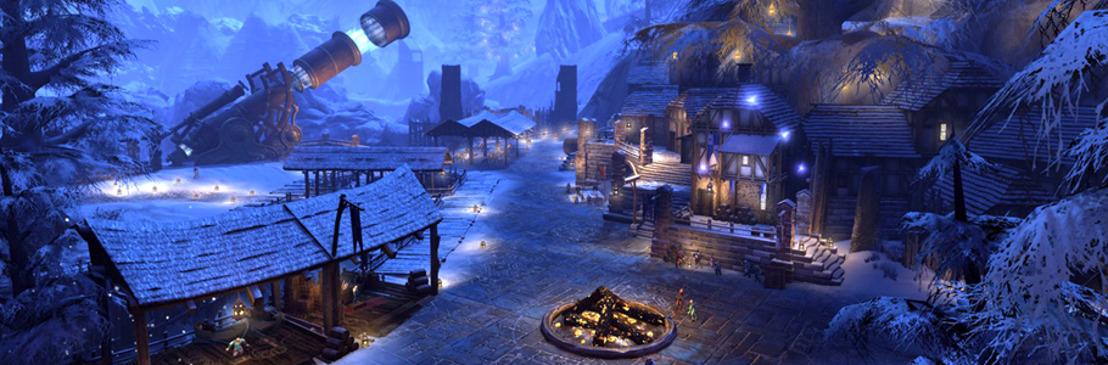 Neverwinter Kış Festivali Başlıyor