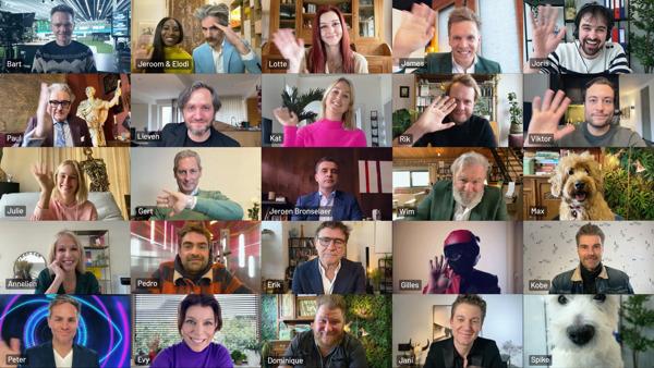 Preview: Meer dan 30 Vlaamse gezichten op Play4, Play5, Play6, GoPlay.be en vanaf 2 april: de nieuwe vrouwenzender Play7