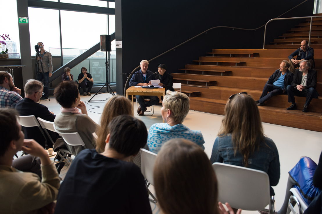 Openbare masterclasses en workshops - Foto: Anna van Kooij