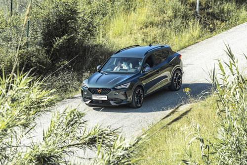 Countdown to the new CUPRA Formentor