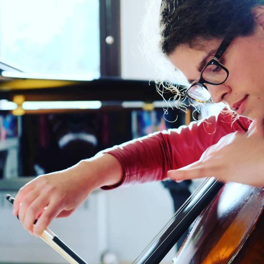Speel het hard : Jozefien Vanherpe
