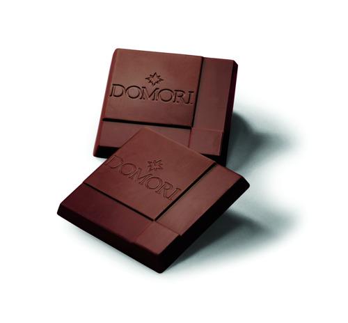 DOMORI: SUPREME CHOCOLATE