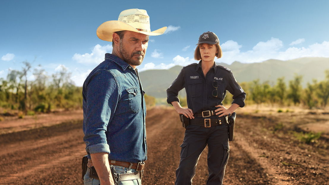 Mystery Road starts Sunday 3 June on ABC and iview