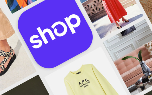 Meet Shop, Your New Personal Shopping Assistant