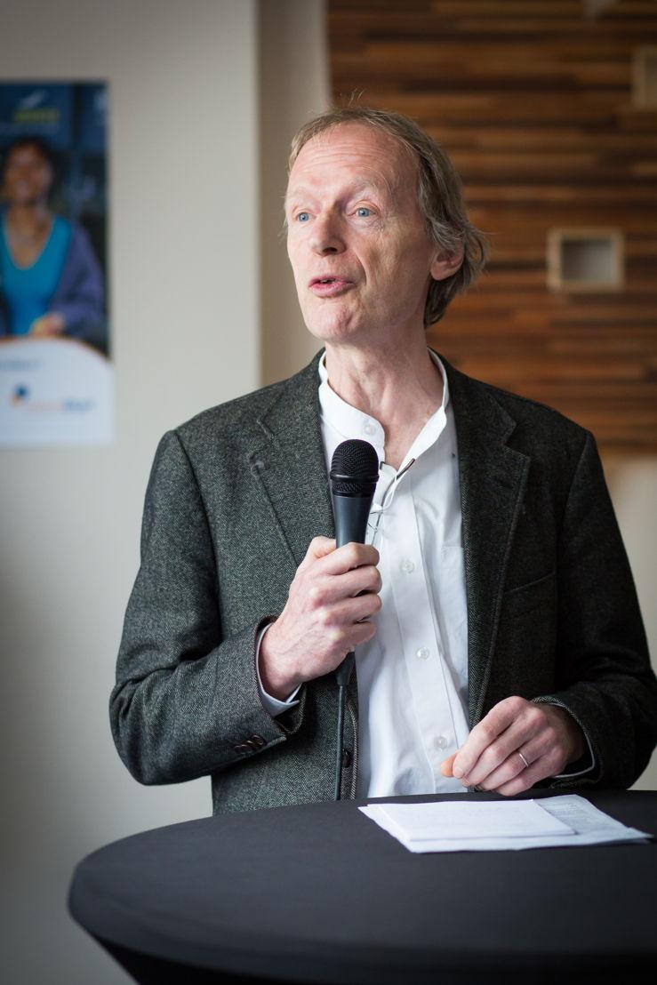 Antoon Vandevelde (voorzitter Hefboom)