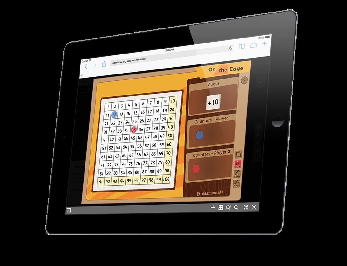 ORIGO Education Launches Stepping Stones 2.0 Comprehensive Mathematics Instructional Program for Teaching in Grades K-6