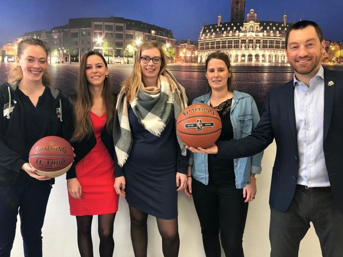 Netwerkevent van Leuven Bears verbindt met succes sport en ondernemen
