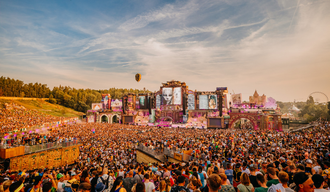 Tomorrowland unleashes official aftermovie Tomorrowland Belgium 2019