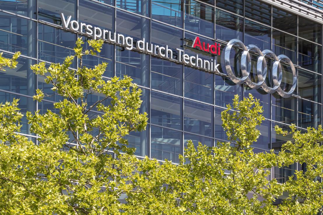 Nieuwe kracht uit oude batterijen: Audi en Umicore ontwikkelen gesloten recyclagekringloop voor batterijen