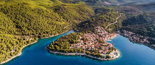 Uniek luxehotel in 100 jaar oude olijfgaard opent deuren op Dugi Otok