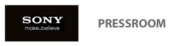 Sony Belgium espace presse Logo