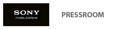 Sony Belgium press room Logo