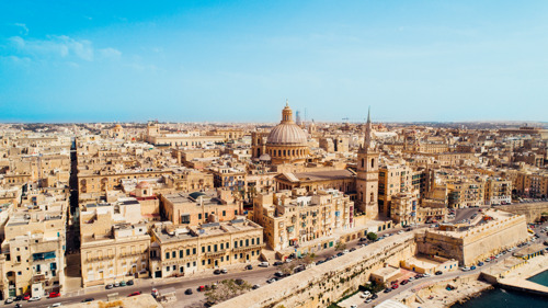 Malta and Salzburg are the latest destinations to join flydubai's growing European network