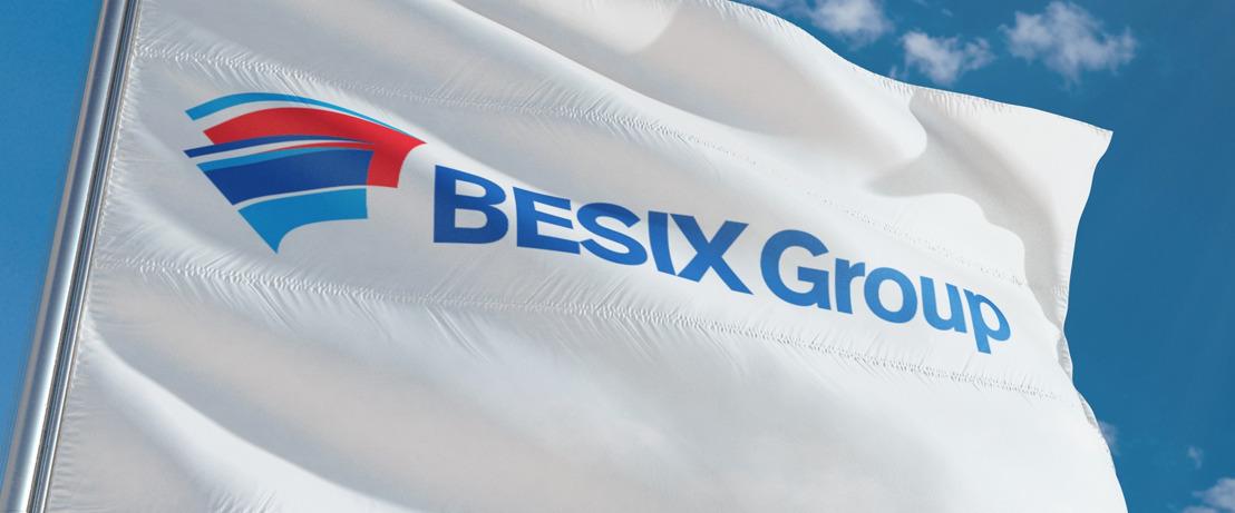 BESIX is de eerste Belgische bouwonderneming die het BIM-certificaat niveau 2 behaalt