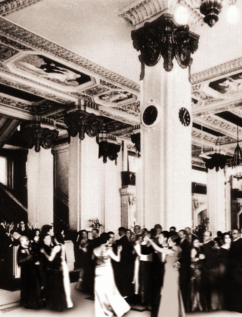 Afternoon tea dances, 1930s