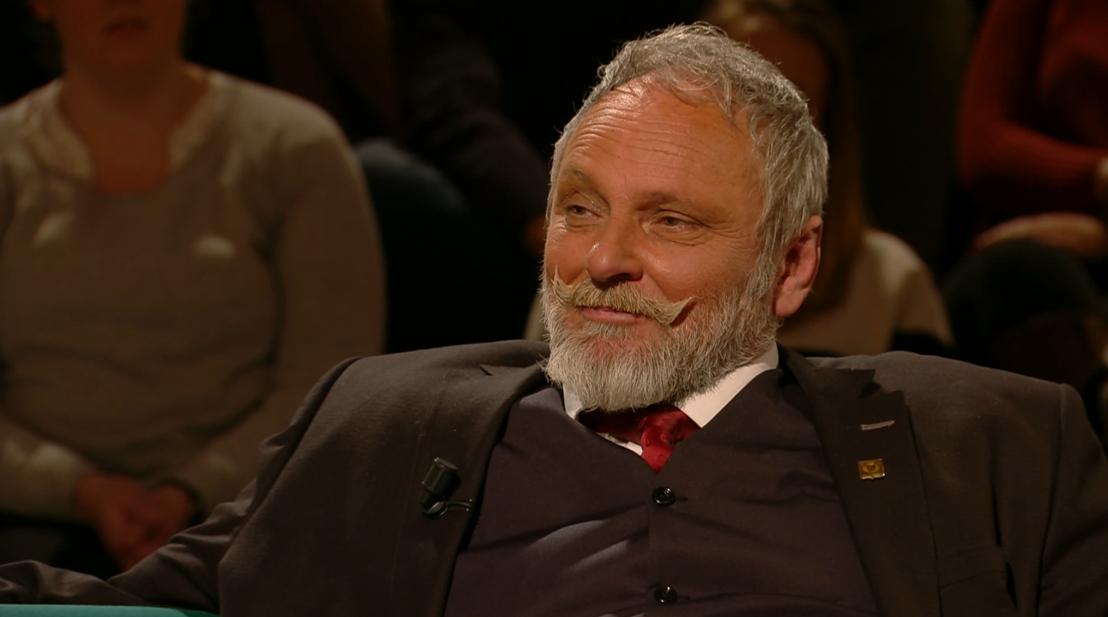 Maurice Vermeersch in Van algemeen nut (c) VRT