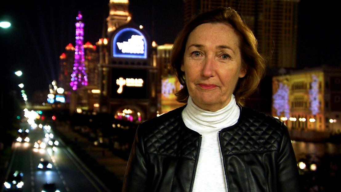Reporter Marian Wilkinson