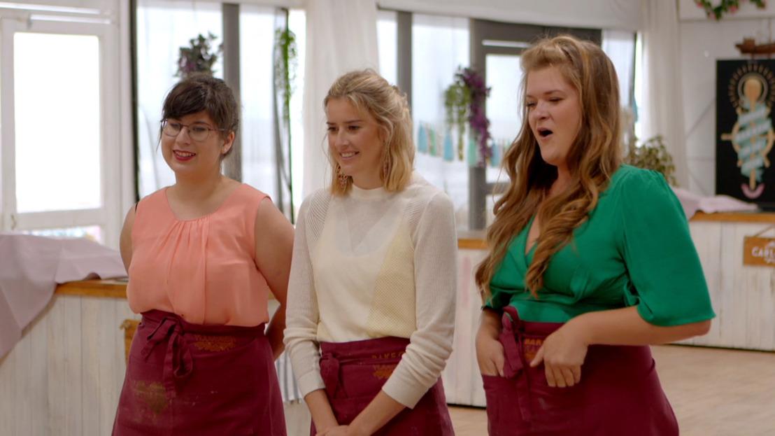 Internationale Girlpower: Tenerife, België of Wit-Rusland, wie neemt de fel begeerde taartschaal in ontvangst?