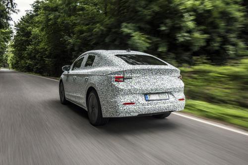 De ŠKODA ENYAQ COUPÉ iV: elektromobiliteit op zijn elegantst