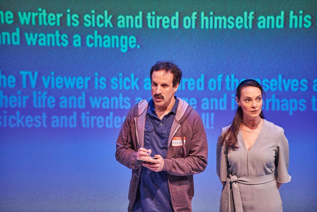 5. Dan Triandiflou and Tara Ochs (photo by Chris Bartelski)