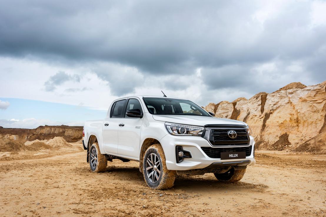 Nouveau Toyota Hilux 2019 Limited