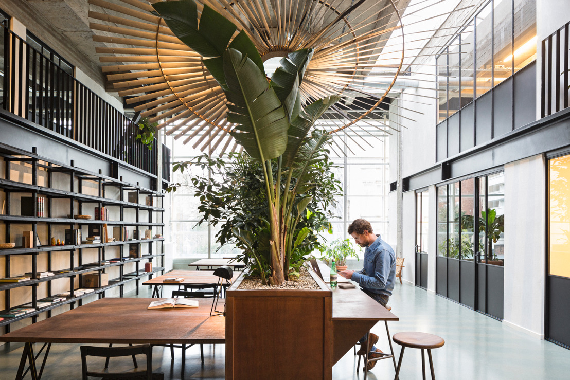 Fosbury & Sons introduces a new way of working in Antwerp