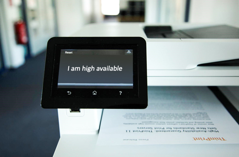 ThinPrint: High availability for printing