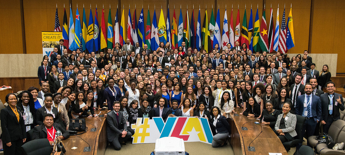 OECS 30 Under 30 Winners represented at Young Leaders of the Americas Initiative