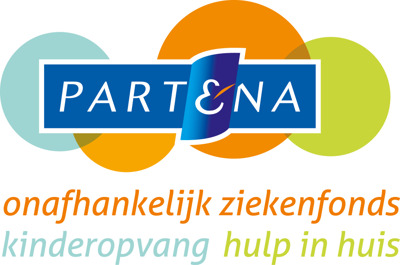 Partena Ziekenfonds press room Logo