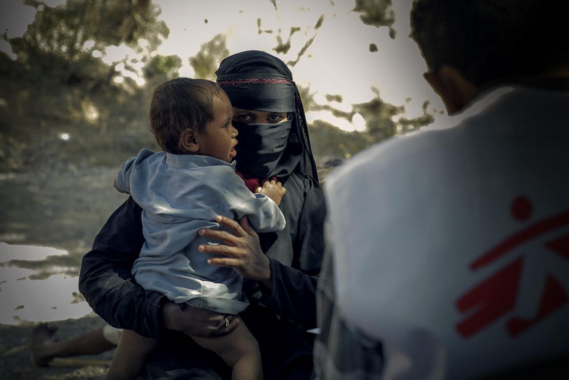 MSF alerta del grave deterioro de las condiciones de vida de la población de Yemen tras más de tres años de conflicto