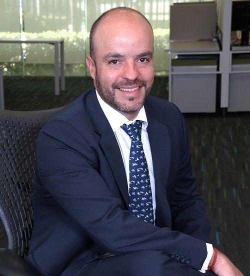 Diego Basurto, Director de Servicios Financieros SAP México