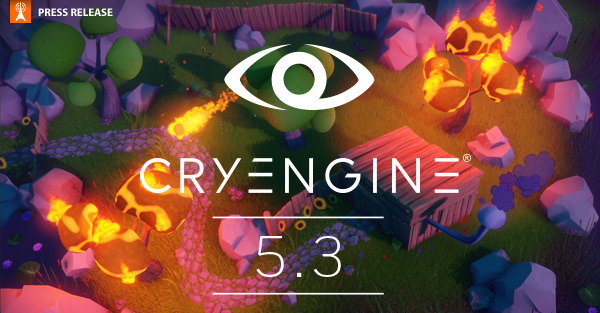Major CRYENGINE Update Offers Visual Scripting System, NVIDIA PhysX