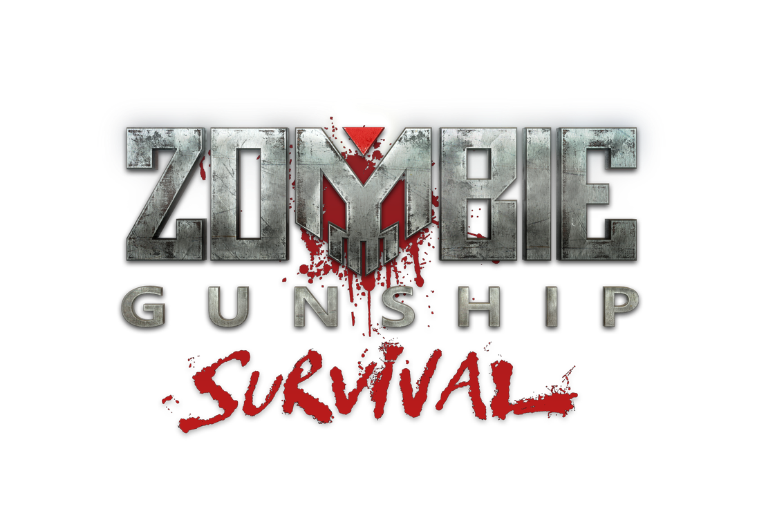 Zombie Gunship Survival logo